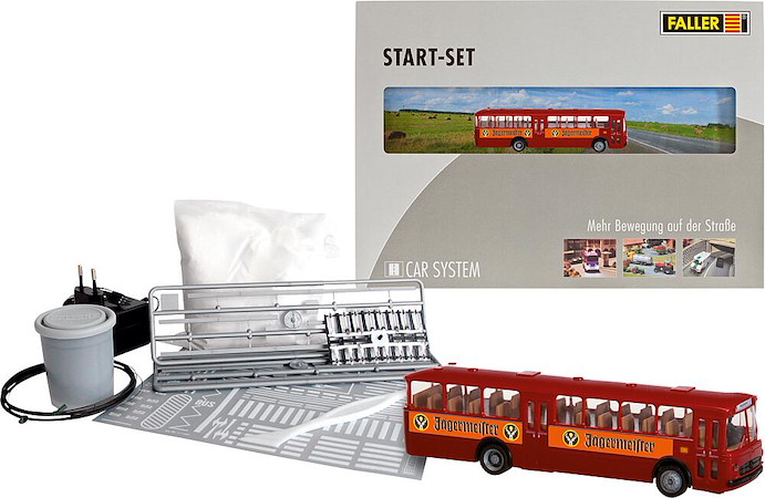 Car System Start-Set MB O317k Bus Jägermeister