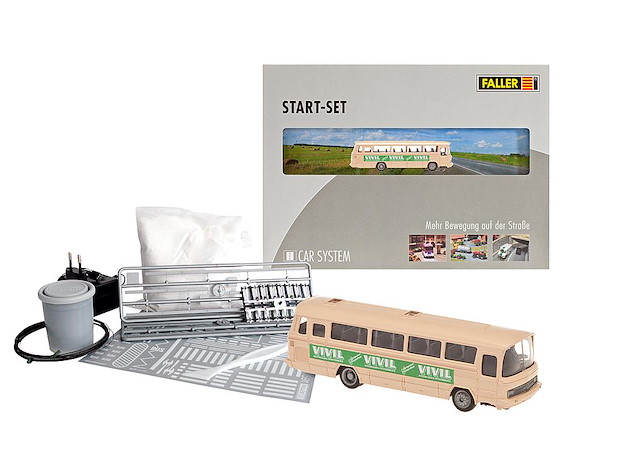 Car System Start-Set VIVIL Bus