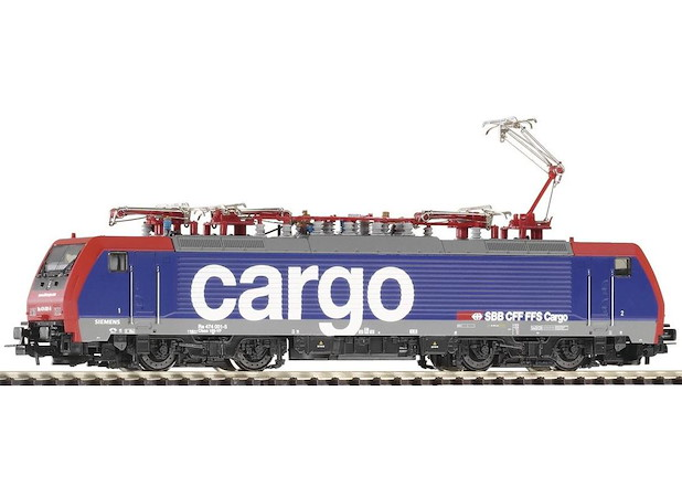E-Lok BR 189 Re474 SBB Cargo Wechselstromversion