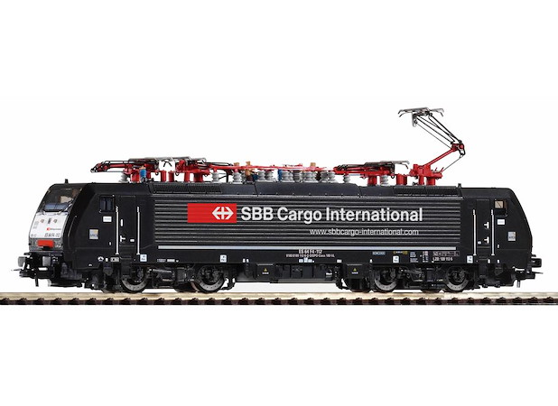 E-Lok BR 189 MRCE SBB Cargo International Wechselstromversion