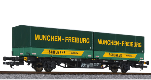 Containertragwagen, DB, Epoche IV