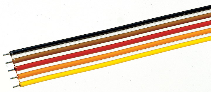 5-poliges Kabel