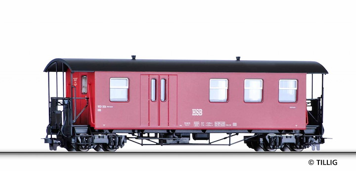 Packwagen HSB
