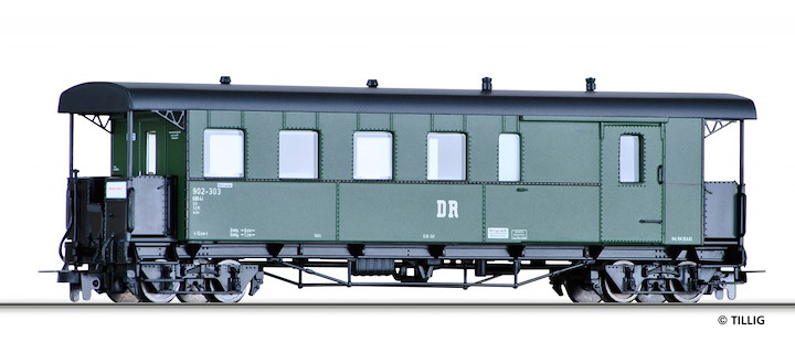 Packwagen DR
