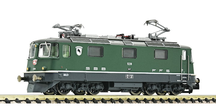 Elektrolokomotive Re 4/4'', SBB