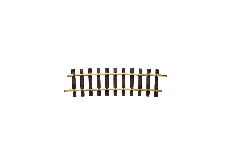 LGB 18020 Gebogenes Gleis R5//7,5° IIm