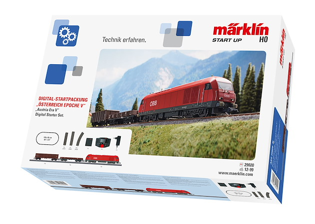 Märklin Start up – Digital-Startpackung
