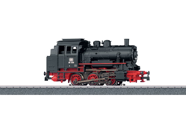Märklin Start up - Tenderlokomotive Baureihe 89.0, DB