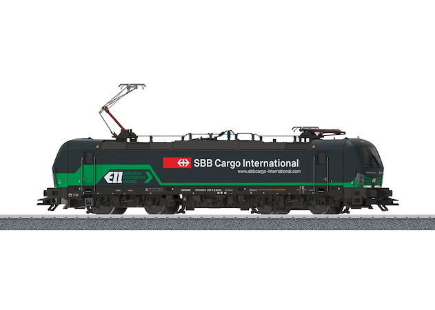 Märklin Start up - Elektrolokomotive BR 193, SBB