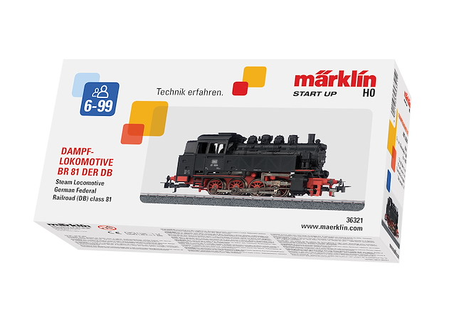 Märklin Start up - Tenderlokomotive, DB