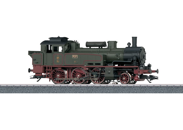Märklin Start up - Tenderlokomotive T12