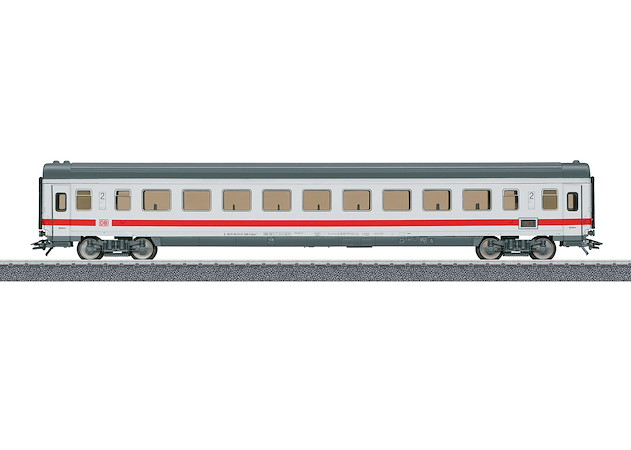 Märklin Start up - Intercity Schnellzugwagen 2. Klasse, DB