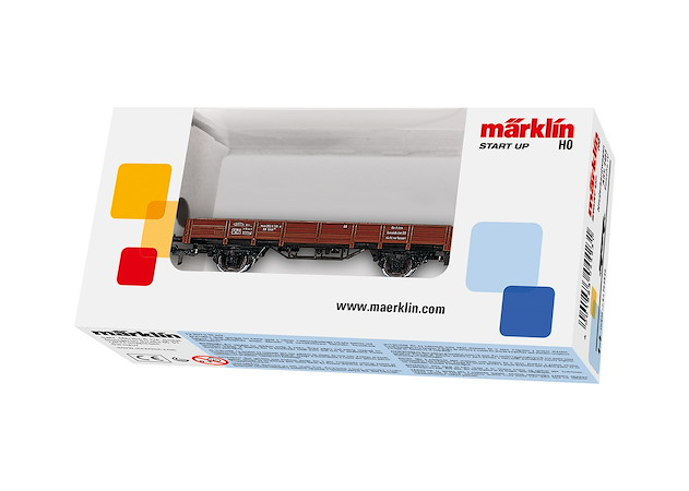 Märklin Start up - Niederbordwagen, DB