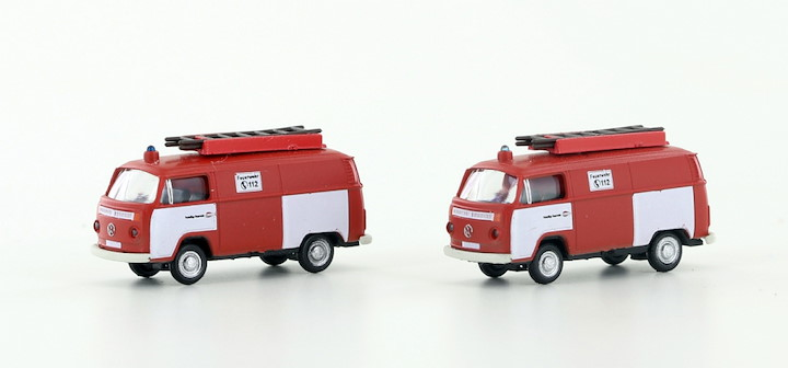VW Bus T2 2er Set