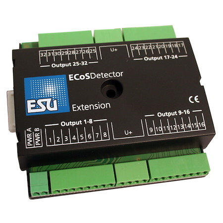 ECoS Detector Out Extension