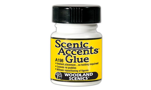 Scenic Accents Klebstoff ¼ oz.