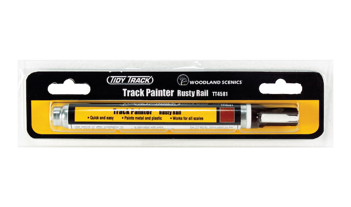 Track Painter - Rusty Rail