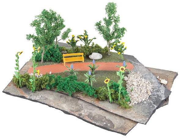 Do-it-yourself Mini-Diorama Park