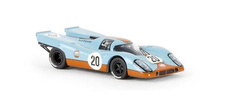 Porsche 917K 20 Gulf Team, LeMans 1970,
