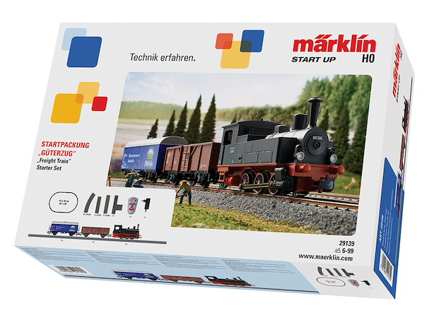 Märklin Start up - Startpackung