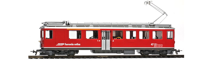 RhB ABe 4/4 47 Berninatriebwagen