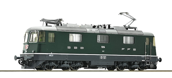 Elektrolokomotive Re 4/4ˡˡ, SBB
