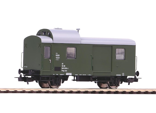 Packwagen Pwg9404, DR
