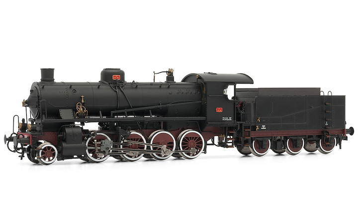 Steam Lok Gr. 740 306 FS DC with Sound