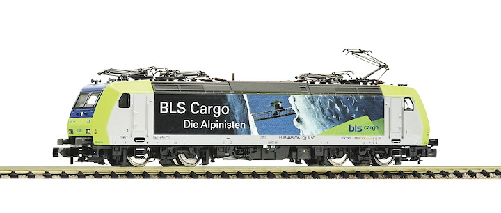 Elektrolokomotive Re 485, BLS Cargo