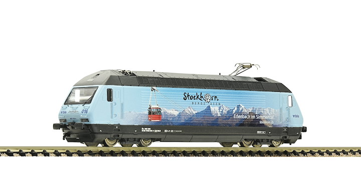 Elektrolokomotive Re 465 016, BLS