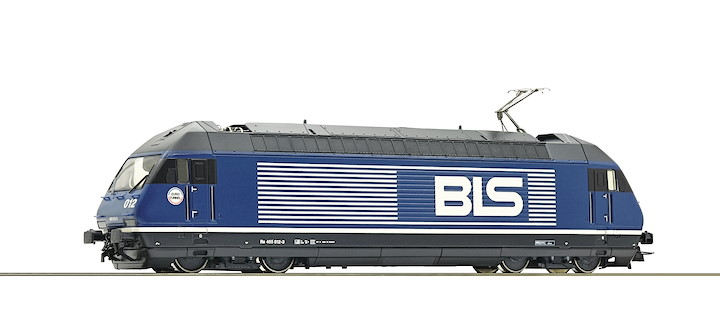 Elektrolokomotive Re 465, BLS