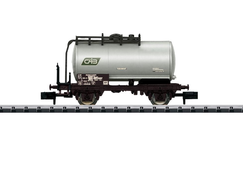 Spur N Minitrix 18086 Güterwagen Hobby-Kühlwagen zum Selbstbemalen Ep.III-VI