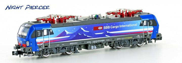 E-Lok Re475 Vectron SBB Cargo