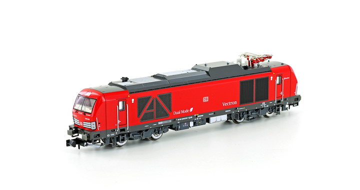 BR248 Vectron Dual Mode DB Design, Ep.VI