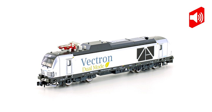 BR248 Vectron Dual Mode Demonstrator, Ep.VI Sound